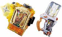 Bandai Kamen Rider Ex-Aid DX Hyper Muteki Gashat & Brave DX Taddle Legacy Gashat