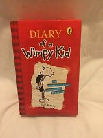 Diary Of A Wimpy Kid - Jeff Kinney - Set Of 4 Books