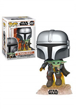 Funko Pop! Star Wars The Ma...-The Mandalorian With The Chil (US IMPORT) ACC NEW