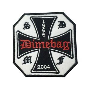 Dimebag  Black Label Society Iron On Patch