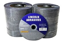 """200 Pc 6"""" x .045"""" x 7/8"""" Cut Off Wheels Stainless Steel Metal Cutting Discs"""