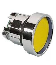 Schneider Electric Harmony XB4 Yellow Push Button Push Push