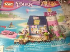 Lego Friends 41094 Heartlake Lighthouse Without Box Retired Amz $69.00 Ds#651
