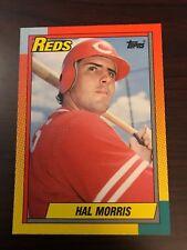 1990 Topps Traded Hal Morris Cincinnati Reds 76T