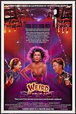 Weird Science Movie Poster * Reprint * 13 x 19