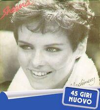 "SHEENA EASTON "" MACHINERY - SOWE SAY GOODBYE "" 45 GIRI NUOVO 1982 EMI ITALY"