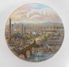 Pot lid. 'L'Exposition Universelle de 1867' No.145