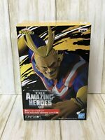 My Hero Academia The Amazing Heroes Vol 5 All Might PVC Figure NEW