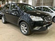 2011 SsangYong Korando 2.0 TD EX 4x4 5dr STUNNING 2F/OWNERS LOVELY 8 STAMPS!!