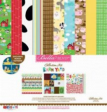 Bella Blvd Barnyard 12x12 Collection Pack