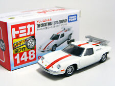 TOMICA 1:59 Scale Lotus EUROPA SPECIAL The Circuit Wolf Diecast Car TAKARA TOMY