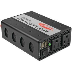 Whistler 400 Watt 12V Power Inverter XP400i