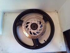 jante roue avant avec disque de frein honda 125 xlv varadero 2001/2006