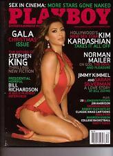 Playboy December 2007/Kim Kardashian/Sarah Silverman/Joaquin Phoenix/Paula Fox