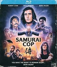 Samurai Cop [New Blu-ray]