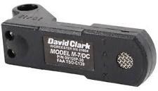 M7/DC  MICROPHONE - DAVID CLARK  09168P-31