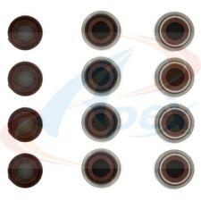Engine Valve Stem Seal Set Apex Automobile Parts fits 79-83 Honda Accord 1.8L-L4