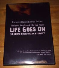 Life Goes On (2007) Obie Trice Paradime DVD - Exclusive Detroit Limited Edition