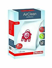 Miele Vacuum Cleaner Bags Type FJM AirCleanS241-S256i S290-S291 S300i-S399 S...