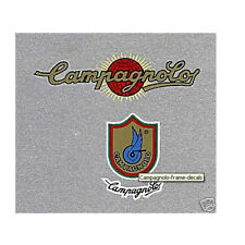 Campagnolo frame decals