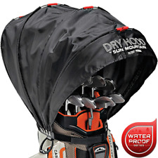 SUN MOUNTAIN DRY HOOD / WATERPROOF GOLF BAG RAIN HOOD/ RAIN COVER