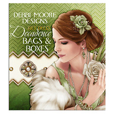 Debbi Moore Designs Art Deco Decadence Bags & Boxes CD Rom (325016)