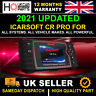 ICARSOFT CR PRO FULL System ALL Makes Diagnostic Tool + Extra Features   2021