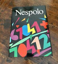 Ugo Nespolo - Janus numerato con disco e stampa  autografata