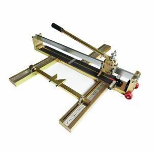 347740 Heavy Duty Manual Tile Cutter 1200Mm