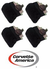 69-96 CORVETTE Door Glass Anti-Rattle Cushions - 4 Piece Set by Corvette America