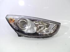 2013 Hyundai IX35 Faro Fanale Anteriore Destra o / S/F Alogena Non DRL