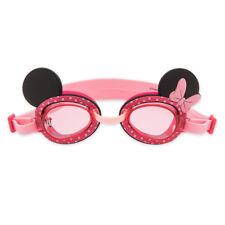 Disney Store Minnie Mouse Kids Swim Goggles New Kids Swimwear Gift New !