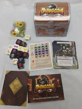 DUNGEON ROLL - A Fantasy Dice Rolling Press-Your-Luck Game by TMG