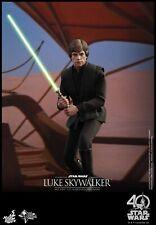 Hot Toys Star Wars Luke Skywalker 1/6 Figure MMS429 Complete