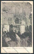 Verona Spiazzi di Monte Baldo cartolina D1029 SZA