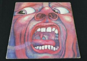 King Crimson In The Court Of The Crimson King (2nd press) Album