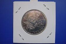 """Pièce 10 euros Argent série Monuments """" AUVERGNE """" 2011 sous étui HB"""