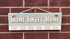 Home Sweet Home - Small Wooden Signs