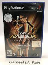 Lara Croft Tomb Raider Anniversary Edizione Speciale Sony Ps2 PAL ITA