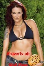 LITA WWE WCW WWF DIVAS Poster Print 24x36 WALL Photo 7