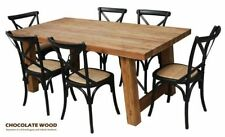 Timber Contemporary Dining Furniture Sets