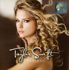 Taylor Swift - Fearless (2009 Edition) [New CD] Germany - Import