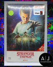 NEW STRANGER THINGS SEASON 1 4K ULTRA HD BLU RAY TARGET EXCLUSIVE VHS PACKING