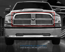 Upper Billet Grille 4 Pcs For Dodge Ram 1500 2009 2010 2012