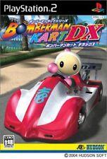 UsedGame PS2 Bomberman Kart DX [Japan Import] FreeShipping