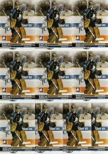 NATHAN LIEUWEN 09/10 ITG H&P Rookie Lot of (10) #127 Buffalo Sabres Draft Pick