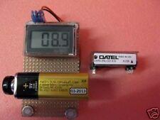 DMS-20LCD-2-9-C, MURATA, 3-1/2 DIGIT LCD MODULE, 1 EA.