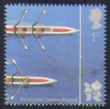 GB 2010 SPORT/OLIMPIADI GIOCHI OLIMPICI// Canottaggio/coppia/Barche 1 V (b7810a)
