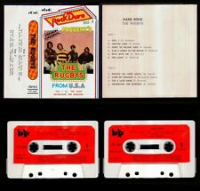 THE RUGBYS - Hot Cargo - SPAIN CASSETTE Koko 1978 - Judith Gina / Stay With Me