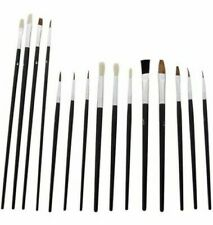 Childrens Paint Brushes Kids Artist Assorted Brushes, Art and Crafts